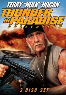 "Постер к фильму ""Гром в раю"" /Thunder in Paradise/ (1993)"