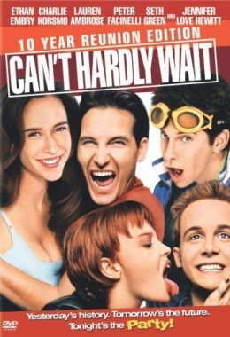 """Постер к фильму """"Не могу дождаться"""" /Can't Hardly Wait/ (1998)"""