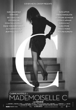 "Постер к фильму ""Мадемуазель Си"" /Mademoiselle C/ (2012)"