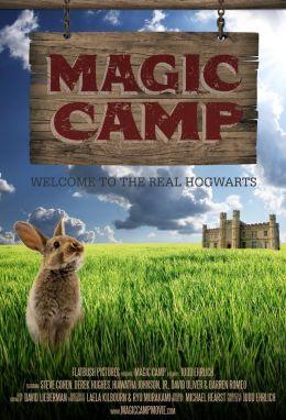 """Постер к фильму """"Magic Camp"""" /Magic Camp/ (2012)"""
