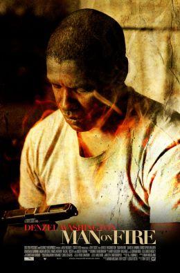 """Постер к фильму """"Гнев"""" /Man on Fire/ (2004)"""