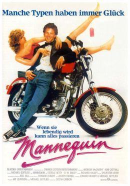 "Постер к фильму ""Манекен"" /Mannequin/ (1987)"