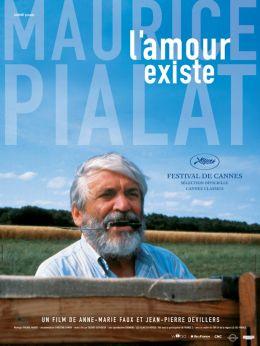 """Постер к фильму """"Морис Пиала, любовь существует"""" /Maurice Pialat, l'amour existe.../ (2007)"""