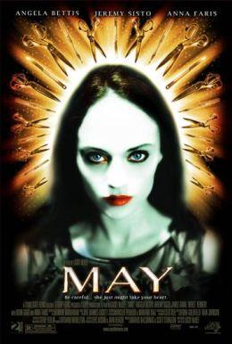 """Постер к фильму """"Мэй"""" /May/ (2002)"""