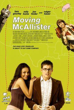 """Постер к фильму """"Бегущий МакАллистер"""" /Moving McAllister/ (2007)"""