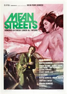"Постер к фильму ""Злые улицы"" /Mean Streets/ (1973)"