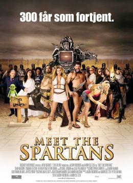 "Постер к фильму ""Знакомство со Спартанцами"" /Meet the Spartans/ (2008)"