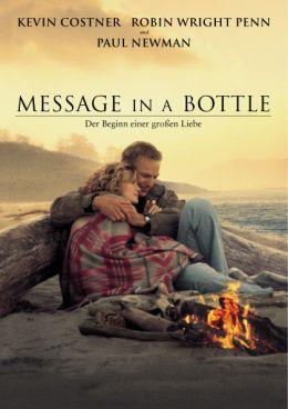"""Постер к фильму """"Послание в бутылке"""" /Message in a Bottle/ (1999)"""