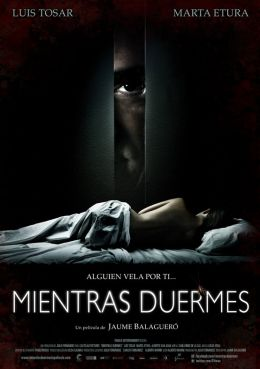 """Постер к фильму """"Крепкий сон"""" /Mientras duermes/ (2011)"""