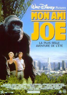 "Постер к фильму ""Могучий Джо Янг"" /Mighty Joe Young/ (1998)"