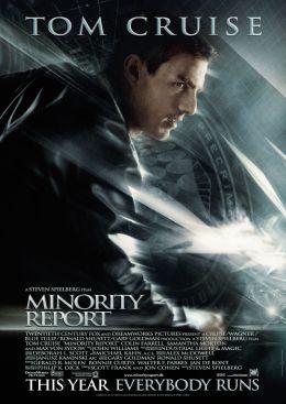 """Постер к фильму """"Особое мнение"""" /Minority Report/ (2002)"""