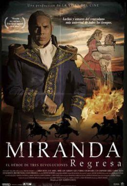 """Постер к фильму """"Миранда возвращается"""" /Miranda regresa/ (2007)"""