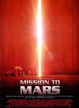 "Постер к фильму ""Миссия на Марс"" /Mission to Mars/ (2000)"
