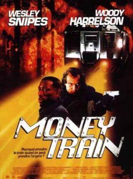 """Постер к фильму """"Денежный поезд"""" /Money Train/ (1995)"""