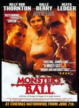 """Постер к фильму """"Бал монстров"""" /Monster's Ball/ (2001)"""