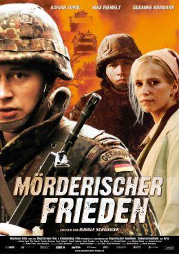 """Постер к фильму """"Убийственный мир"""" /Morderischer Frieden/ (2007)"""