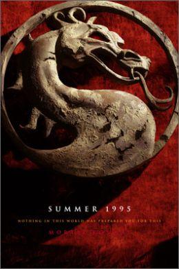 """Постер к фильму """"Смертельная битва"""" /Mortal Kombat/ (1995)"""