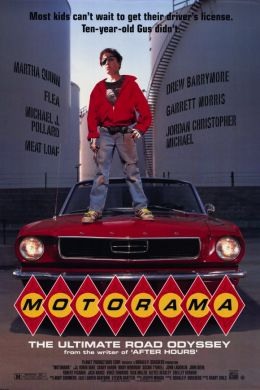 """Постер к фильму """"Моторама"""" /Motorama/ (1991)"""