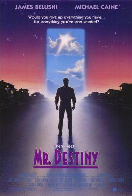 "Постер к фильму ""Мистер Судьба"" /Mr. Destiny/ (1990)"