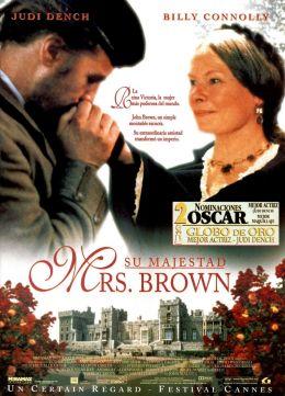 """Постер к фильму """"Ее величество Миссис Браун"""" /Mrs Brown/ (1997)"""