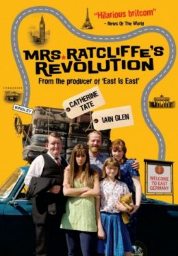 """Постер к фильму """"Революция миссис Рэтклифф"""" /Mrs. Ratcliffe's Revolution/ (2007)"""
