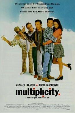 """Постер к фильму """"Множество"""" /Multiplicity/ (1996)"""