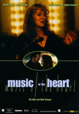 """Постер к фильму """"Музыка сердца"""" /Music of the Heart/ (1999)"""