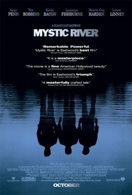 """Постер к фильму """"Таинственная река"""" /Mystic River/ (2003)"""