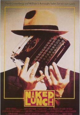 "Постер к фильму ""Обед нагишом"" /Naked Lunch/ (1991)"