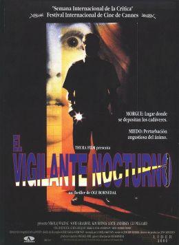 """Постер к фильму """"Ночной сторож"""" /Nattevagten/ (1994)"""
