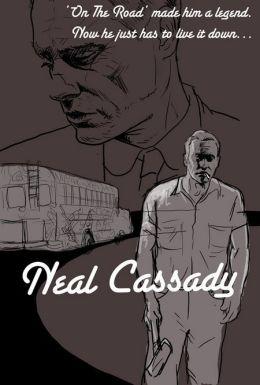 """Постер к фильму """"Нил Кэссиди"""" /Neal Cassady/ (2007)"""