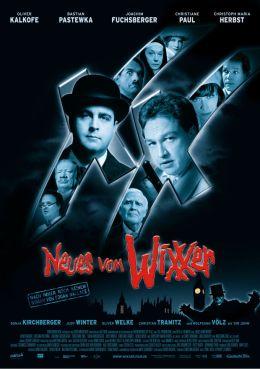 """Постер к фильму """"Безумцы из Скотланд-Ярда"""" /Neues vom Wixxer/ (2007)"""