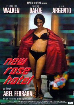 """Постер к фильму """"Отель """"Новая роза"""""""" /New Rose Hotel/ (1998)"""