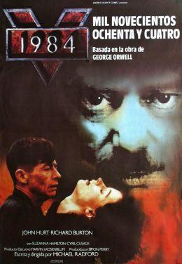 "Постер к фильму ""1984"" /Nineteen Eighty-Four/ (1984)"