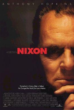 """Постер к фильму """"Никсон"""" /Nixon/ (1995)"""