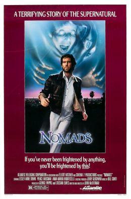 """Постер к фильму """"Кочевники"""" /Nomads/ (1985)"""