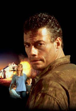 "Постер к фильму ""Некуда бежать"" /Nowhere to Run/ (1993)"
