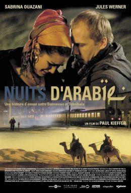"""Постер к фильму """"Арабские ночи"""" /Nuits d'Arabie/ (2007)"""