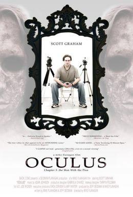 """Постер к фильму """"Окулус. Часть 3: Человек, у которого был план"""" /Oculus: Chapter 3 - The Man with the Plan/ (2006)"""
