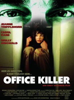 """Постер к фильму """"Убийца в офисе"""" /Office Killer/ (1997)"""