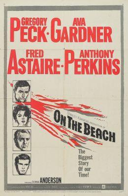 """Постер к фильму """"На берегу"""" /On the Beach/ (1959)"""