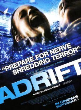 """Постер к фильму """"Открытое море 2: Дрейф"""" /Open Water 2: Adrift/ (2006)"""
