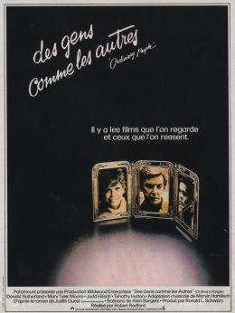 """Постер к фильму """"Обыкновенные люди"""" /Ordinary People/ (1980)"""