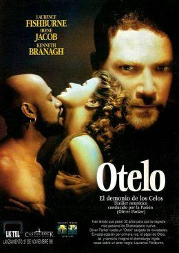 """Постер к фильму """"Отелло"""" /Othello/ (1995)"""
