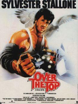 """Постер к фильму """"Изо всех сил"""" /Over the Top/ (1987)"""