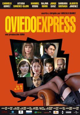 "Постер к фильму ""Экспресс на Овьедо"" /Oviedo Express/ (2007)"