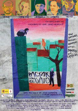 """Постер к фильму """"Договор с кошкой"""" /Pactar amb el gat/ (2007)"""