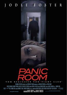 "Постер к фильму ""Комната страха"" /Panic Room/ (2002)"