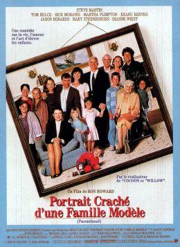 """Постер к фильму """"Родители"""" /Parenthood/ (1989)"""