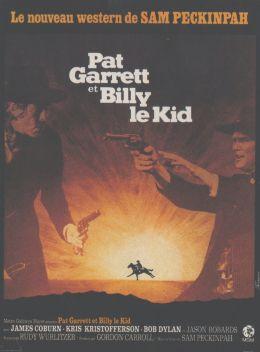 """Постер к фильму """"Пэт Гэрретт и Билли Кид"""" /Pat Garrett & Billy the Kid/ (1973)"""